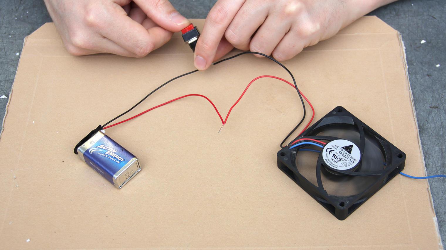 Stromkreis bauen | tuduu.org